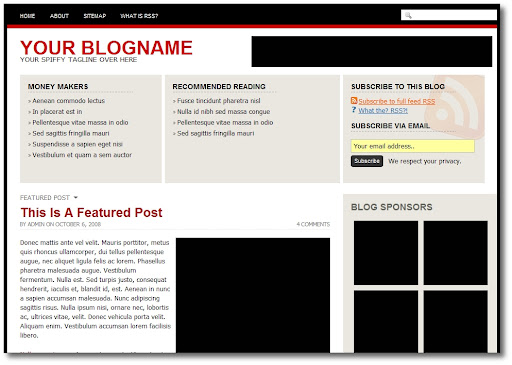 WordPress themes, Make money bloging, Make money online