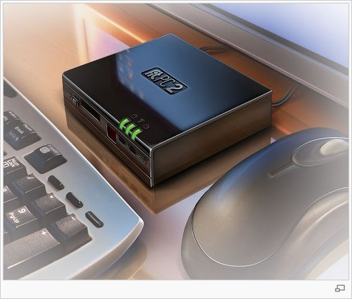 World's smallest PC just got better: fit-PC2