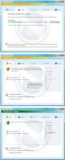 Microsoft Morro: Screenshots