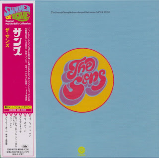 THE SONS - THE SONS (CAPITOL 1969) Jap mastering cardboard sleeve [monophonic]