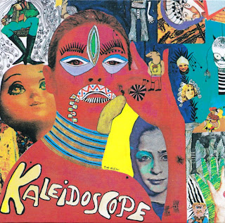 KALEIDOSCOPE - S/T [MEXICO]  (ORFEON 1969) Limited cardboard sleeve