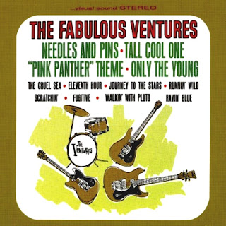VENTURES - THE FABULOUS VENTURES (DOLTON/LIBERTY 1964) Jap mastering cardboard sleeve [stereo + mono]