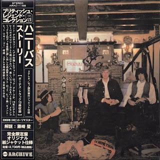 HONEYBUS - STORY (DERAM 1969) Jap mastering cardboard sleeve + 13 bonus