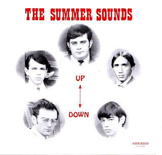 THE SUMMER SOUNDS - UP DOWN (LAUREL 1969)