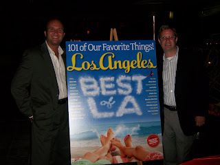 "la3 - Los Angeles Magazine ""Best Of 2009"" Update"