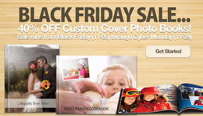 photoalbum - BLACK FRIDAY SUPER SALE - 40% Off All Custom Cover Photo Books