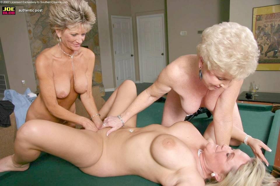 granny Amateur horny