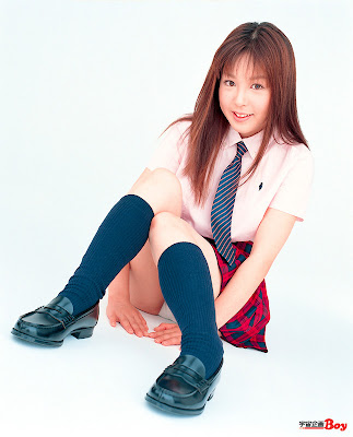 Masaki Arikawa : Beautiful School Girl
