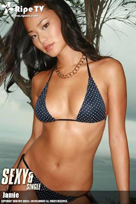 Jamie Chung : Hot Sexy Girl