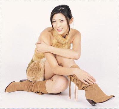 Beautiful Taiwanese Girl : Chen Xin Ting