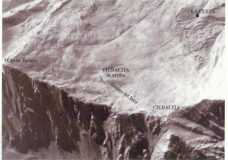 Imagen Satelital de La Ciudacita