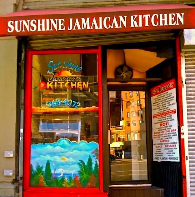 H a r l e m b e s p o k e eat sunshine jamaican kitchen for Kitchen designs jamaica