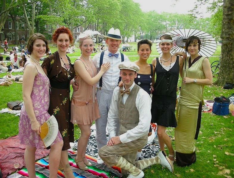 H A R L E M B E S P O K E Listen The Jazz Age Lawn Party