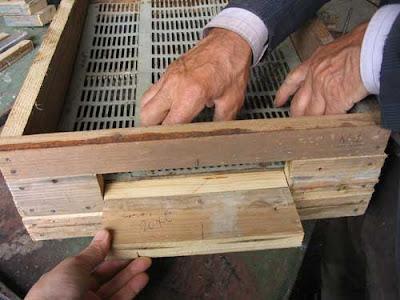 улей, многокорпусный улей, конструкция улья, пчёлы, пчеловодство, мёд