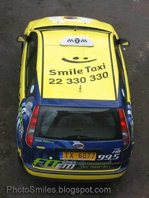 фото такси, фото жёлтого такси, жёлтое такси, новое жёлтое такси
