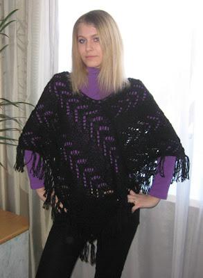 вязаная одежда на заказ, вязание крючком и спицами, вязаная кофточка, вязаный палатин, вязаное пончо