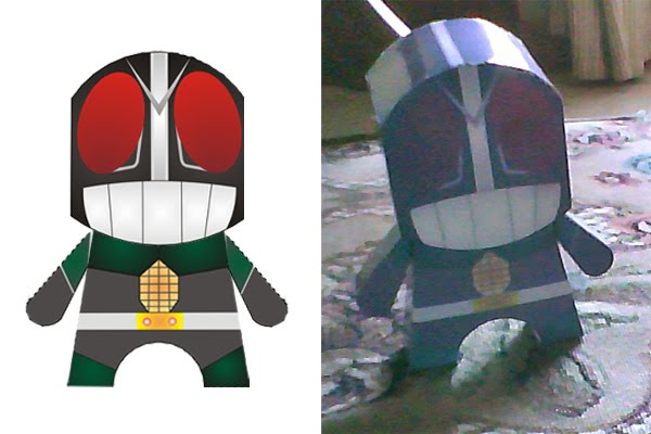 kamen rider black. Kamen Rider Black RX is an