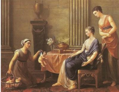 scavi archeologici e le pitture murali rinvenute ad Ercolano e Pompei ...