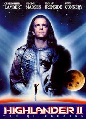 Highlander 2 : A Ressurreição Dublado 1991