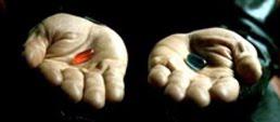 Matrix: esquerda ou direita?
