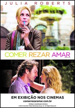 """TUDO EM CIMA: Filmes: """"COMER REZAR AMAR"""""""