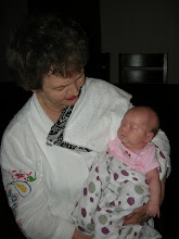 Grandma Cayce with Julia
