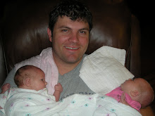 Daddy with his girls