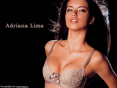 adriana lima wallpaper. adriana lima wallpaper 2011