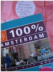 Meinen Amsterdam-Reiseführer...