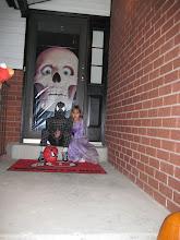Tyler & Shannon last Halloween