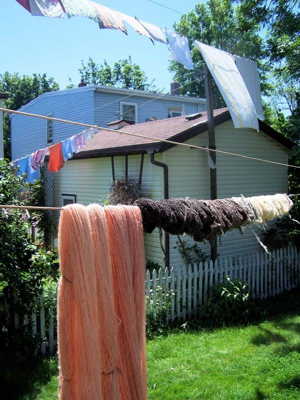 [drying]