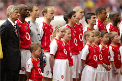 the only team that we'll never take our eyes off (GUNNERS)