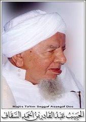 AL-HABIB 'ABDUL QODIR BIN AHMAD AS-SAQQAF