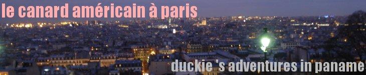 Le Canard Americain A Paris