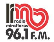 Radio Miraflores en los 96.1 FM