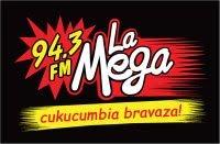 Radio La Mega 94.3 FM (tu megacumbia)