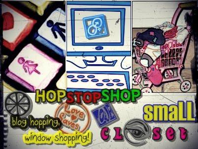 blog hoppin' window shoppin'