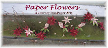 Paperflowers- My other blog
