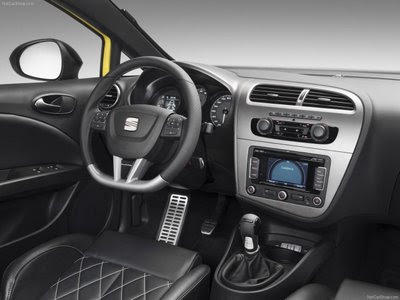 Seat Leon Sport Cupra. 2010 SEAT Leon Cupra R