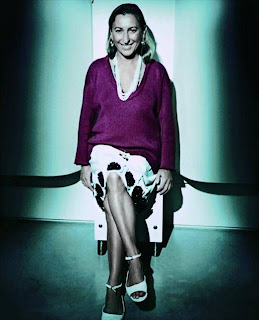 ON THE RECORD: MIUCCIA PRADA
