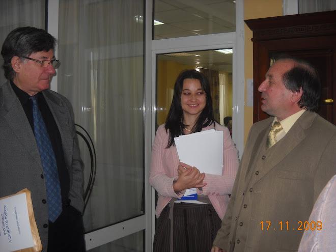 Cu I.Caramitru si I.Wisosenschi