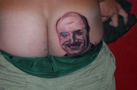 stupid tattoos 26. Everyone here is sick to the tattoo of you.