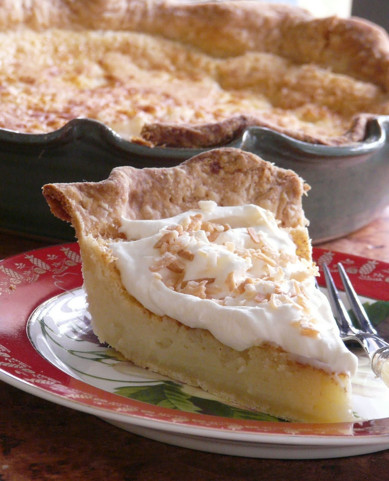Thibeault's Table: Mae Dawson's Hoosier Sugar Cream Pie