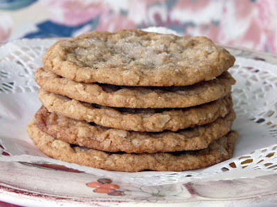 Thibeault's Table: Best Oatmeal Cookies
