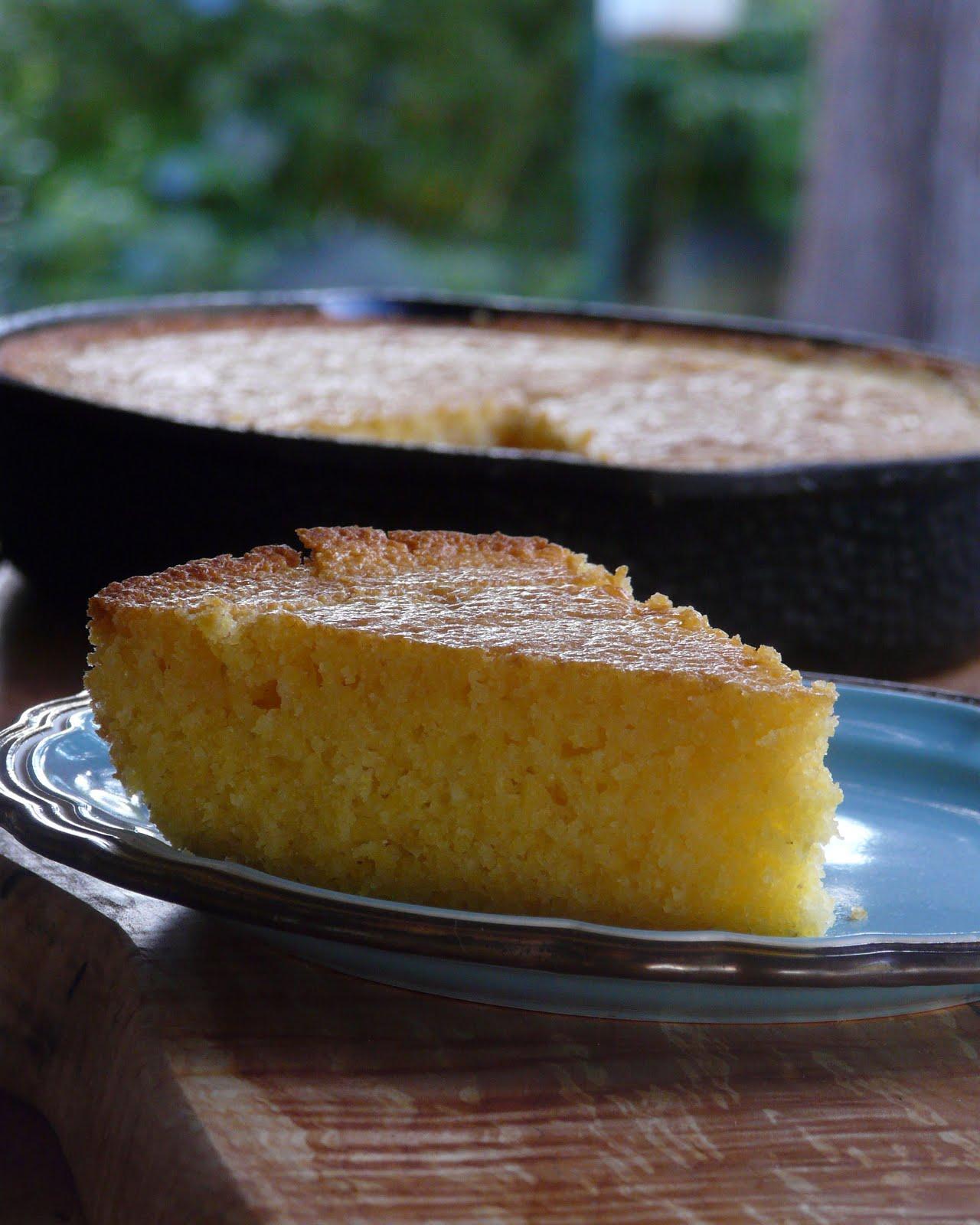 Honey Glazed Spago Corn Bread - Thibeault's Table