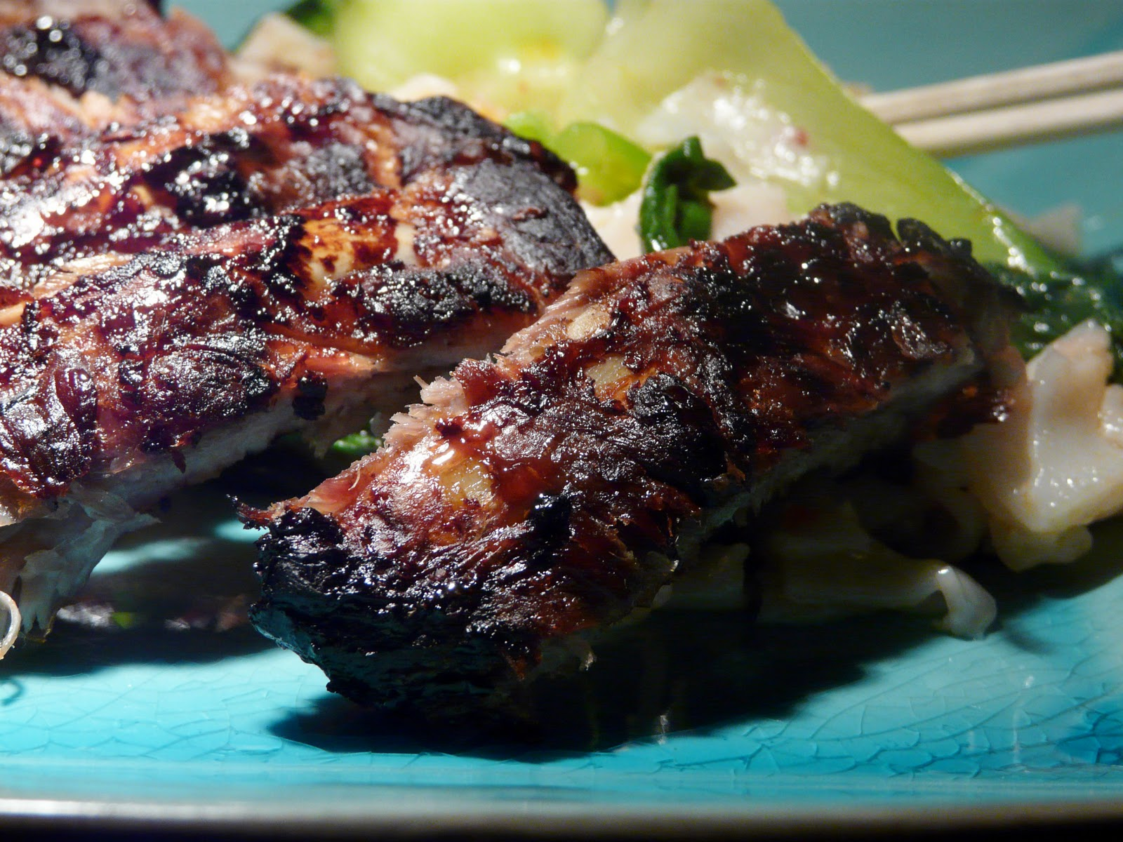 Thibeault's Table: Asian Style Baby Back Ribs