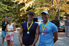 Acadia Triathlon Finishers