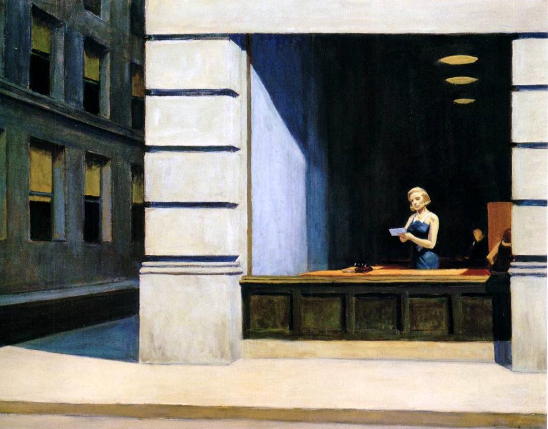 Edward Hopper (la soledad de un imperio)