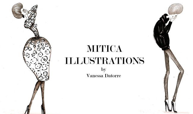 MITICA ILLUSTRATIONS
