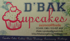 WELCOME TO DBAK CUPCAKES =)